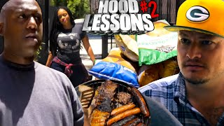 Hood Lessons Episode 2: Niggas BBQ Be Like...