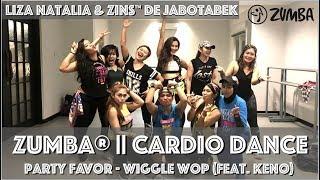 Wiggle Wop || Liza Natalia || Cardio Dance || ZUMBA Brand Ambassador