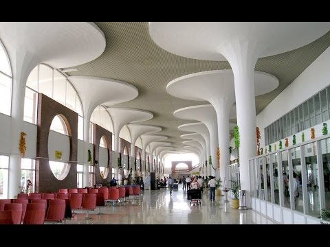 Biggest airport in Bangladesh