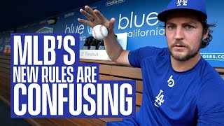 Trevor Bauer on Wнy MLB's New Rules Are CONFUSING!