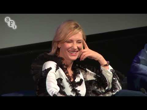 LFF CONNECTS: Julian Rosefeldt & Cate Blanchett  BFI London Film Festival 2017
