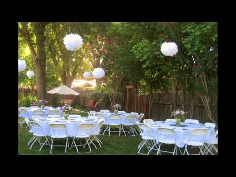 The Best Garden Party Ideas 2015 YouTube