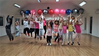 """Cover images Alvaro Soler - """"Sofia"""" (Zumba® Kids Choreography) - (VIEWABLE ON DESKTOP/LAPTOP ONLY)"""