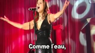 Karaoké Vicky Leandros - L'amour est bleu