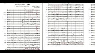 MOMOLAND (모모랜드) _ BBoom BBoom (뿜뿜) boom boom Music Sheet for Wind Ensemble
