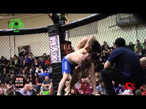 ACSLIVE.TV Presents Madmen MMA Night Of Champions Skyler Riggs vs Chase Hoerig 170
