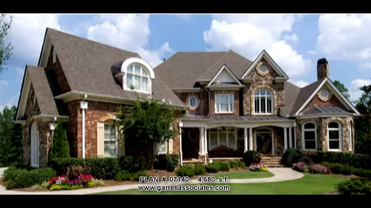 French country house plans part 4 by garrell associates inc michael w garrell ga 55 youtube - Best country house plans gallery ...