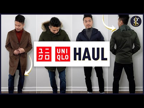 UNIQLO Winter Try-On Haul 2020 (Review) | Men's Cold Weather Style Inspiration