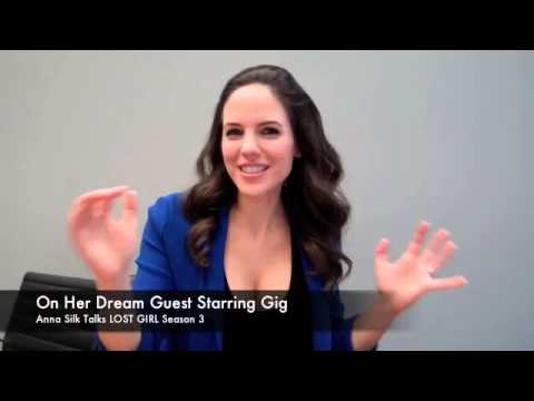 Snappy Answers to Silly Questions with LOST GIRL Star Anna Silk