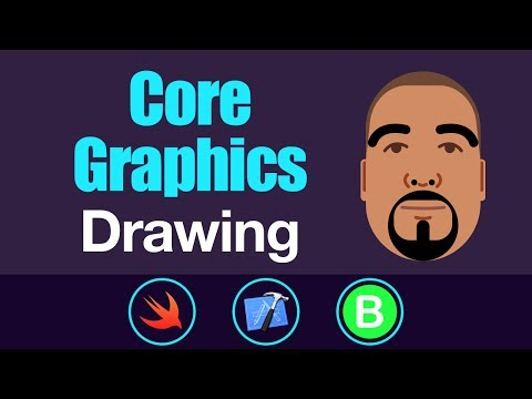 Core Graphics: Drawing | Swift 3, Xcode 8