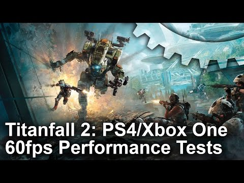 Titanfall 2 PS4 vs Xbox One Gameplay Frame-Rate Tests