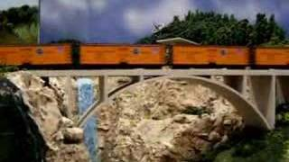 boy scout train show doubleheaded cab forward ho steamers