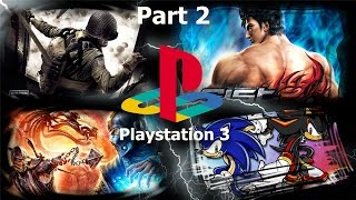 TOP PS3 GAMES (PART 2) OVER 700 GAMES!!