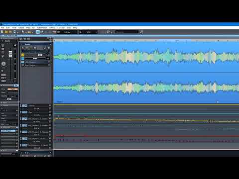 Samplitude Pro X4 Videos by Kraznet - Tutorials - MAGIX
