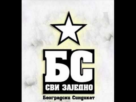 SERBIAN RAP - Beogradski Sindikat - Pravo kroz vetar + TEKST