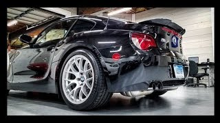 Project Z4 ///M Coupe: Spoiler Install