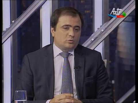 """Rüfət Məmmədov """"Made in Azerbaijan"""" brendinin təşviqi ilə bağlı """"Günün Nəbzi""""-də"""