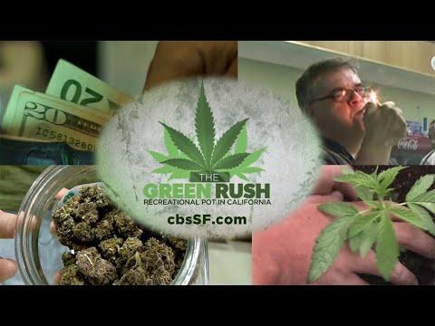 Green Rush in the Golden State: Marijuana Remakes California Economy