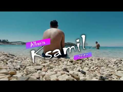 Ksamil, Albania 2017 Gopro