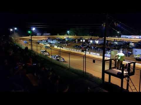 Laurens Speedway 602 crates... 9/2/17