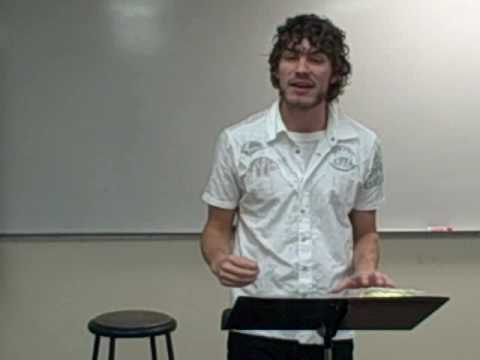 Ryan Gilbreath Topical Sermon Part 2