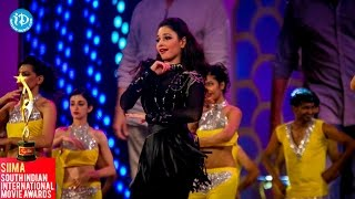 Tamanna Dazzling Dance Performances@SIIMA 2014