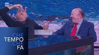 Teo Teocoli e Massimo Boldi - Che tempo che fa 24/02/2019