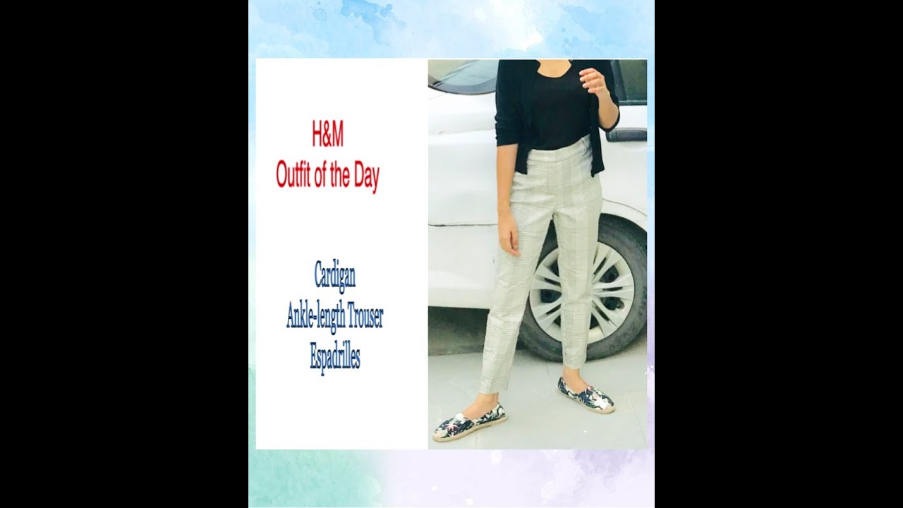 OUTFIT OF THE DAY BY H&M || UNBOXING VIDEO