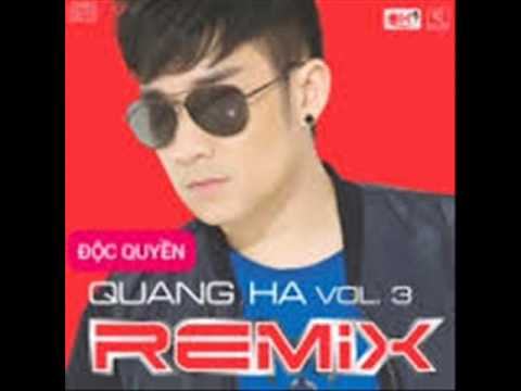 Album Quang Ha Vol 3 (Remix) Quang Ha