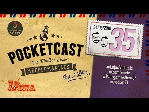 PocketCast #035 - Nossa caixa de emails