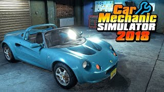 "Car Mechanic Simulator 2018 # 01 ""PJETREK MECHANIK NAPRAWIA!"" [PL/HD]"