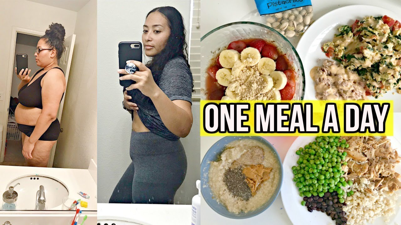 one meal.a day diet