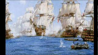 THE BATTLE OF TRAFALGAR original song © Dave Collins