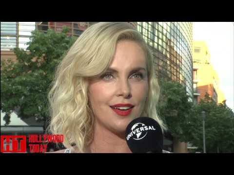 Charlize Theron Interview | Talks Visiting Berlin & Atomic Blonde