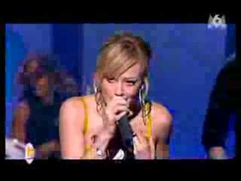 Hilary Duff, Wake Up  at Hit Machine