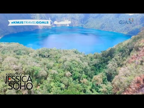 Kapuso Mo, Jessica Soho: Lake Holon, isang paraiso