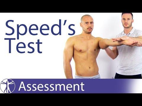 Speed's Test ⎟ Biceps Pathology