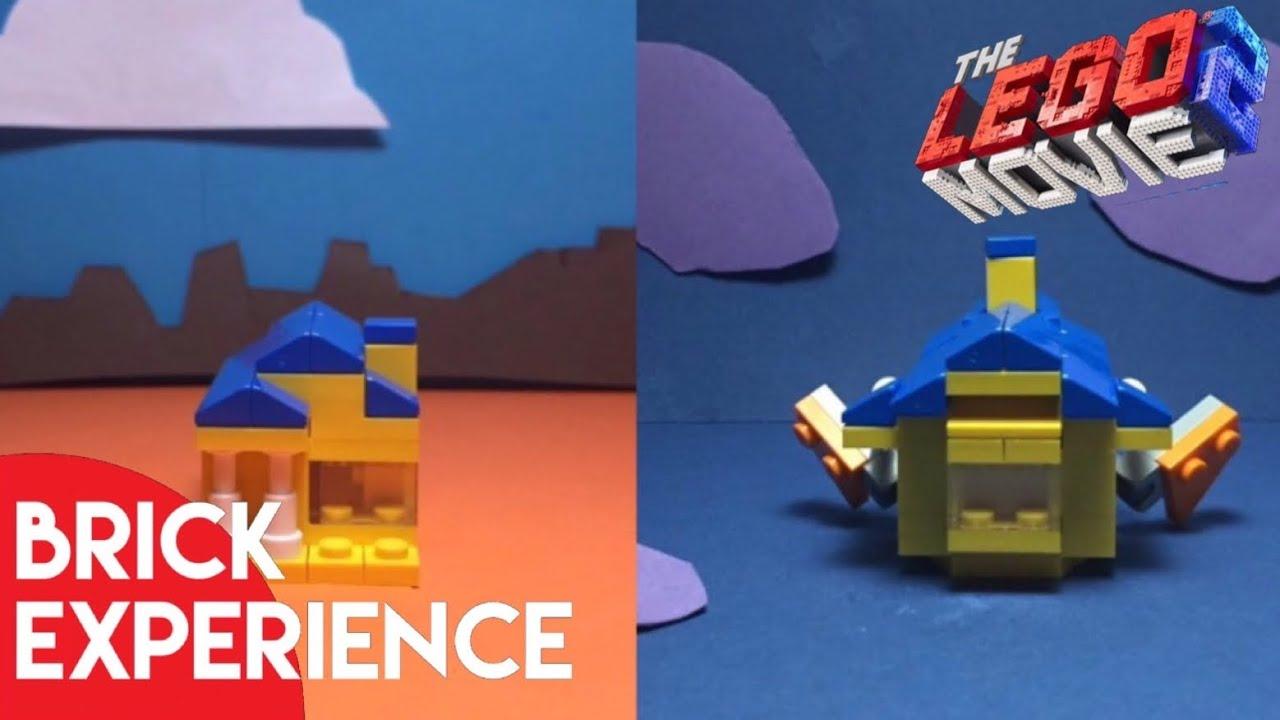 Lego Emmet´ s Micro Dream House