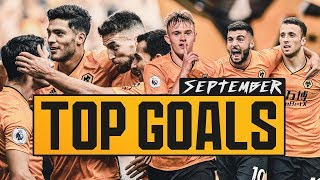 September's Top Goals   Superb goals from Doherty, Cross, Ashley-Seal and Tsun-Dai!