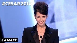 Zabou Breitman aux César 2014