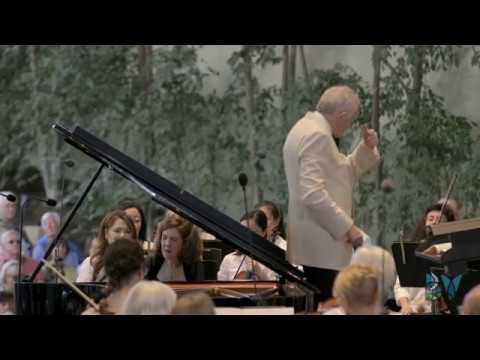 The New York Philharmonic Plays Rachmaninoffs 18th Variation  Bravo! Vail 2015 Season