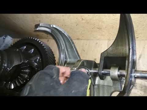 Hyundai Tucson G4GC (Ремонт ДВС и МКПП) Итоги частичной разборки МКПП