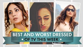 Hina Khan, Surbhi Jyoti, Erica Fernandes: TV's Best and Worst Dressed of the Week | Pinkvilla