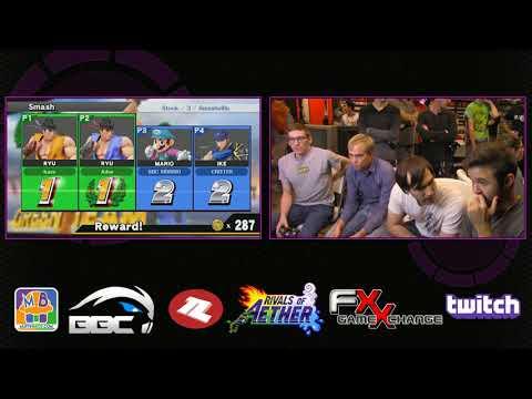 SW 151 - Kaze + Ados vs MRRR + Critter - Losers Smash 4