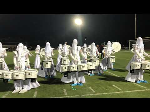 Ayala HS Drumline - 2018