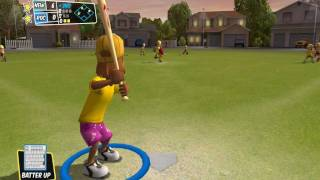 [PC] Backyard Sports Sandlot Sluggers Gameplay