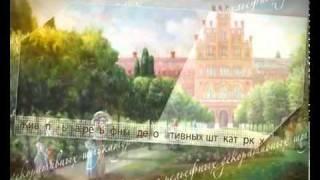видео художественная роспись стен и потолков