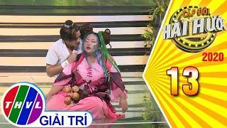 Cặp đôi hài hước Mùa 3 - Tập 13: Tình người và yêu - Thạch Thảo, Samuel An Huỳnh