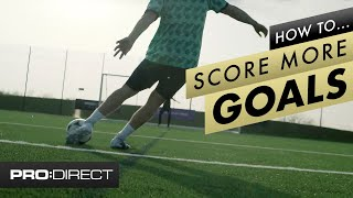 How to shoot | Sc๐re more goals | Football Soccer Tutorial