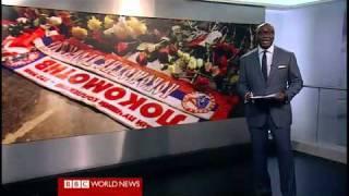 BBC News with Komla Dumor and Sally Eden